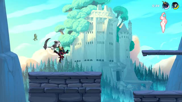 Watch and share Brawlhalla GIFs by poppy-chan on Gfycat