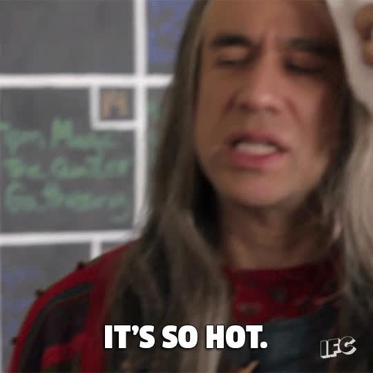 carrie brownstein, fred armisen, hot, portlandia, ur, ur hot GIFs