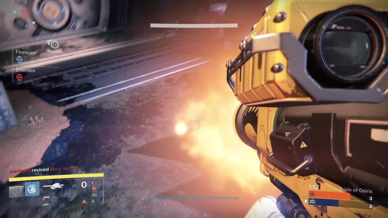 destiny, destinygifs, destinymemes, Why you should never teabag a Warlock GIFs
