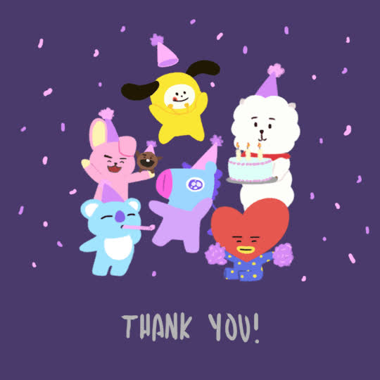artist on tumblr, chubjubz, juliana, thank you, thanks, Thank you! GIFs