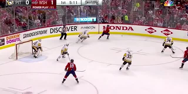 Watch and share Vrana Goal GIFs by DK Pittsburgh Sports on Gfycat