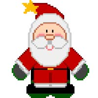 Watch and share Papa Noel animated stickers on Gfycat
