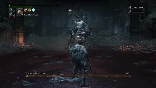 Bloodborne - No STAGE 2 For Ludwig (NG+6)