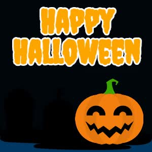 Watch and share Happy Halloween GIFs and Jack O Lantern GIFs by Editable GIFs on Gfycat