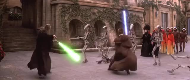 Watch [Theory] Jar Jar Binks was a trained Force user, knowing Sith collaborator, and will play a central role in The Force Awakens (reddit) GIF by lumpawarroo on Gfycat. Discover more DarthJarJar, StarWars GIFs on Gfycat