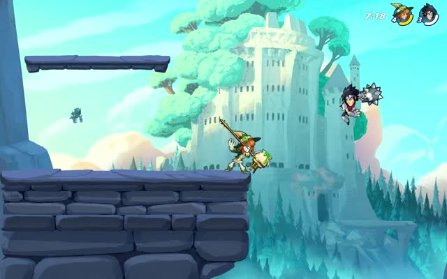 Watch mercy GIF on Gfycat. Discover more brawlhalla GIFs on Gfycat