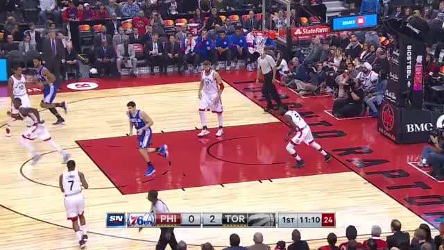 Watch and share Siakam Transition GIFs by louiszatzman on Gfycat