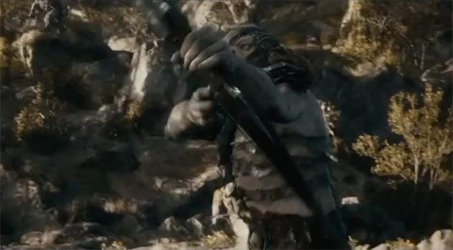 Watch The Hobbit: CGI Bolg GIF on Gfycat. Discover more related GIFs on Gfycat