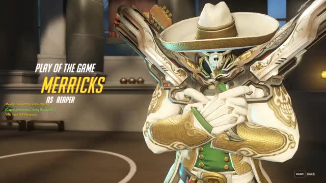 Watch and share Overwatch GIFs by merricks on Gfycat