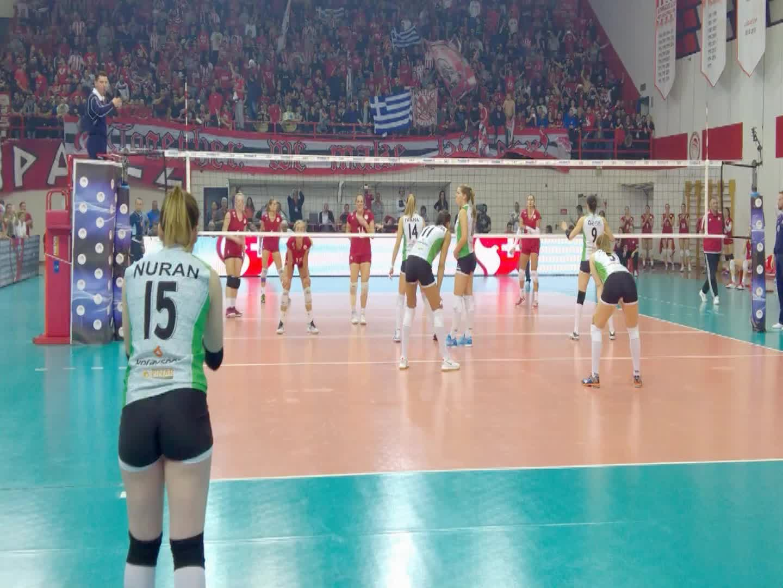 ImagesOfThe2010s, VolleyballGirls, Nuran İnce - Bursa Büyükşehir Belediyespor (2017) GIFs