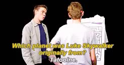 Watch and share Thomas Sangster GIFs and I'm In Love GIFs on Gfycat