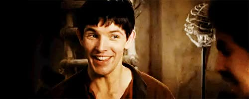 Watch this GIF on Gfycat. Discover more cute, fluff, imagineimagineone, merlin fluff, merlin imagine, merlin x reader, merlinbbc, merlinmerlin, moose, mouse, nicknames GIFs on Gfycat