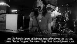 Watch gif Black and White lyrics mayday parade mayday parade gif GIF on Gfycat. Discover more related GIFs on Gfycat