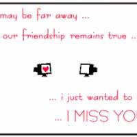 Watch and share I Miss You Animation Photo: WeMayBeFarAwayPCs WeMayBeFarAwayPCs.gif GIFs on Gfycat