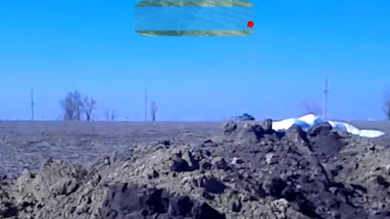 DestroyedTanks, destroyedtanks, Pro-Russian Tank Destroyed While Returning Fire (reddit) GIFs