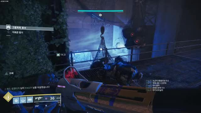 Watch and share Destiny2 GIFs by kreuzx on Gfycat