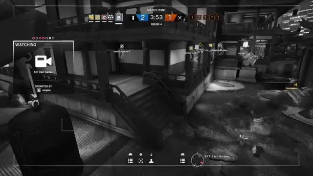 Watch and share Rainbow6 GIFs and Ps4share GIFs by vargasa871 on Gfycat