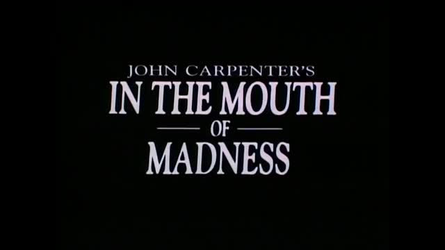 Watch In The Mouth Of Madness (1995) - Official Trailer GIF on Gfycat. Discover more Craven, Horror, dvd, filmclip, hd, movie, scream, trailer, wes GIFs on Gfycat