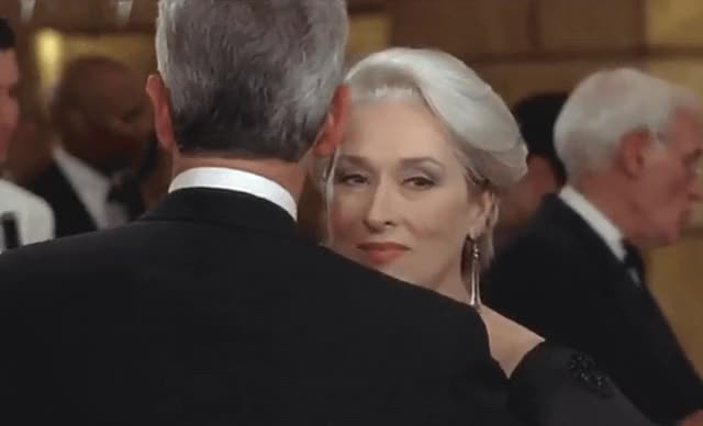 Watch this trending GIF by The GIF Smith (@sannahparker) on Gfycat. Discover more Meryl Streep, deleted scene, miranda priestly, thank you, the devil wears prada GIFs on Gfycat