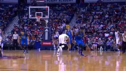 Watch and share Nerlens Noel — Dallas Mavericks GIFs by Off-Hand on Gfycat