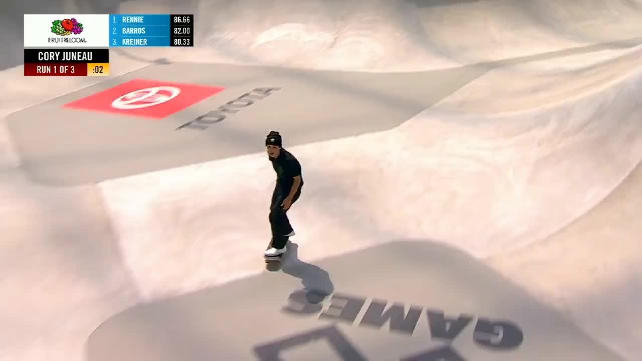 high, quality, xgames, yt, Men's Skateboard Park: FULL BROADCAST   X Games Minneapolis 2018 GIFs