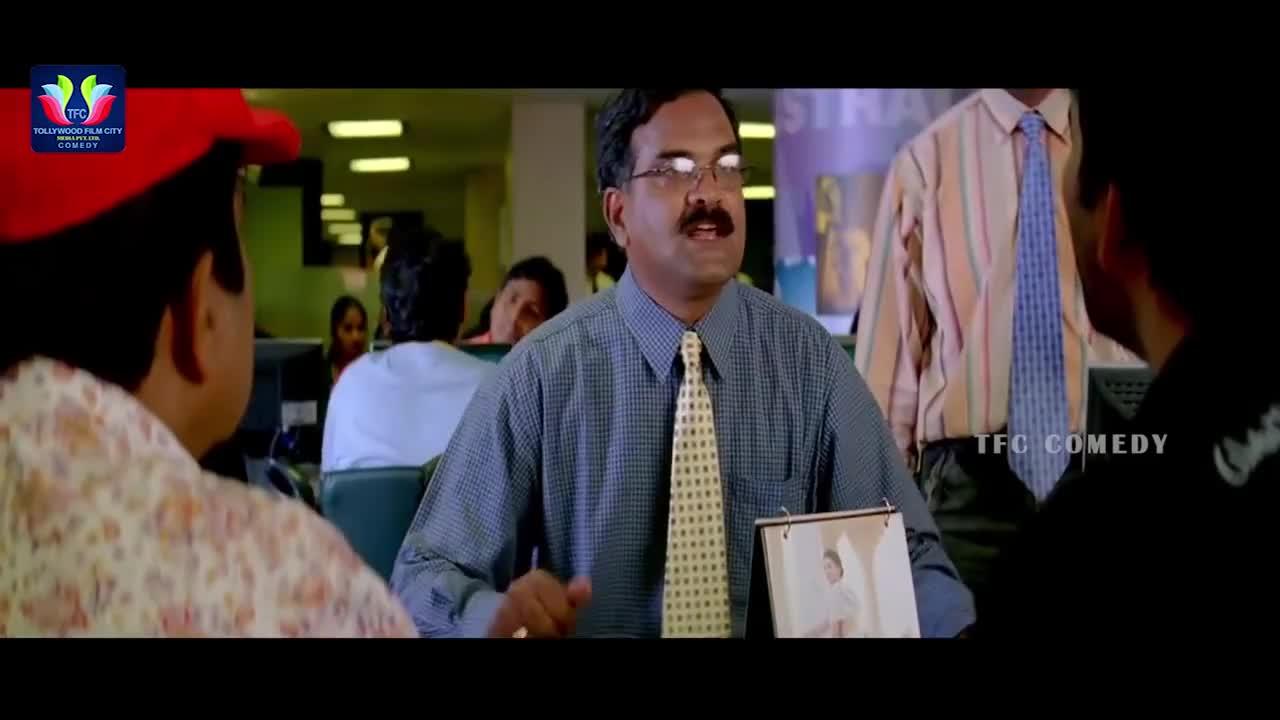 Brahmanandam And Venu Madhav Canteen Comedy Scene    Latest Telugu Comedy Scenes    TFC Comedy GIFs