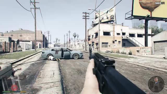 Watch Grand Theft Auto V 2018.10.31 - 04.20.57.13.DVR GIF on Gfycat. Discover more grandtheftautov GIFs on Gfycat