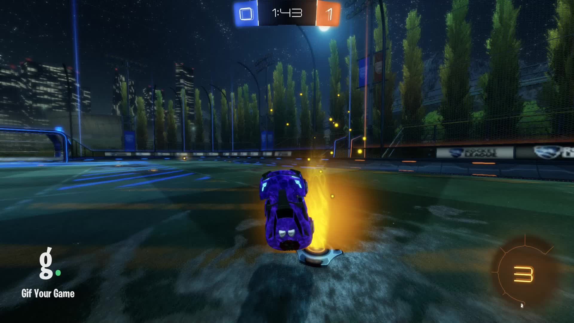 Barrackoli, Gif Your Game, GifYourGame, Goal, Rocket League, RocketLeague, Goal 2: Ice Poseidon GIFs