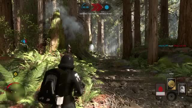Watch Another rocket launcher suicide GIF on Gfycat. Discover more starwarsbattlefront GIFs on Gfycat