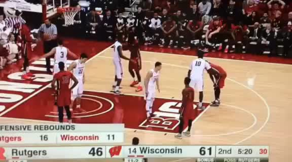 Watch and share Wisconsin GIFs and Badgers GIFs by poppop.paris11 on Gfycat