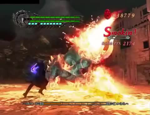 Watch and share Devil Bringer GIFs and Devil May Cry GIFs on Gfycat