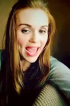 Watch @hollandroden: Wanna come to Beacon Hills? Check out! MEET T GIF on Gfycat. Discover more gif, holland roden, hollandrodenedit, mine, my god, what a babe GIFs on Gfycat