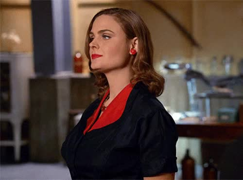 Watch this GIF on Gfycat. Discover more emily deschanel GIFs on Gfycat