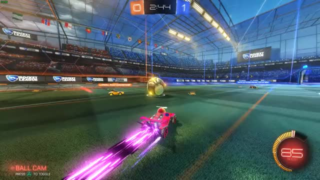 Watch and share Rocket League GIFs by Vezerix on Gfycat