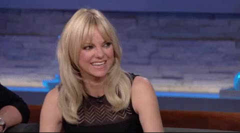 Watch Anna Faris GIF on Gfycat. Discover more mom #annafaris #funnylady #chelsea, anna faris, celebs GIFs on Gfycat