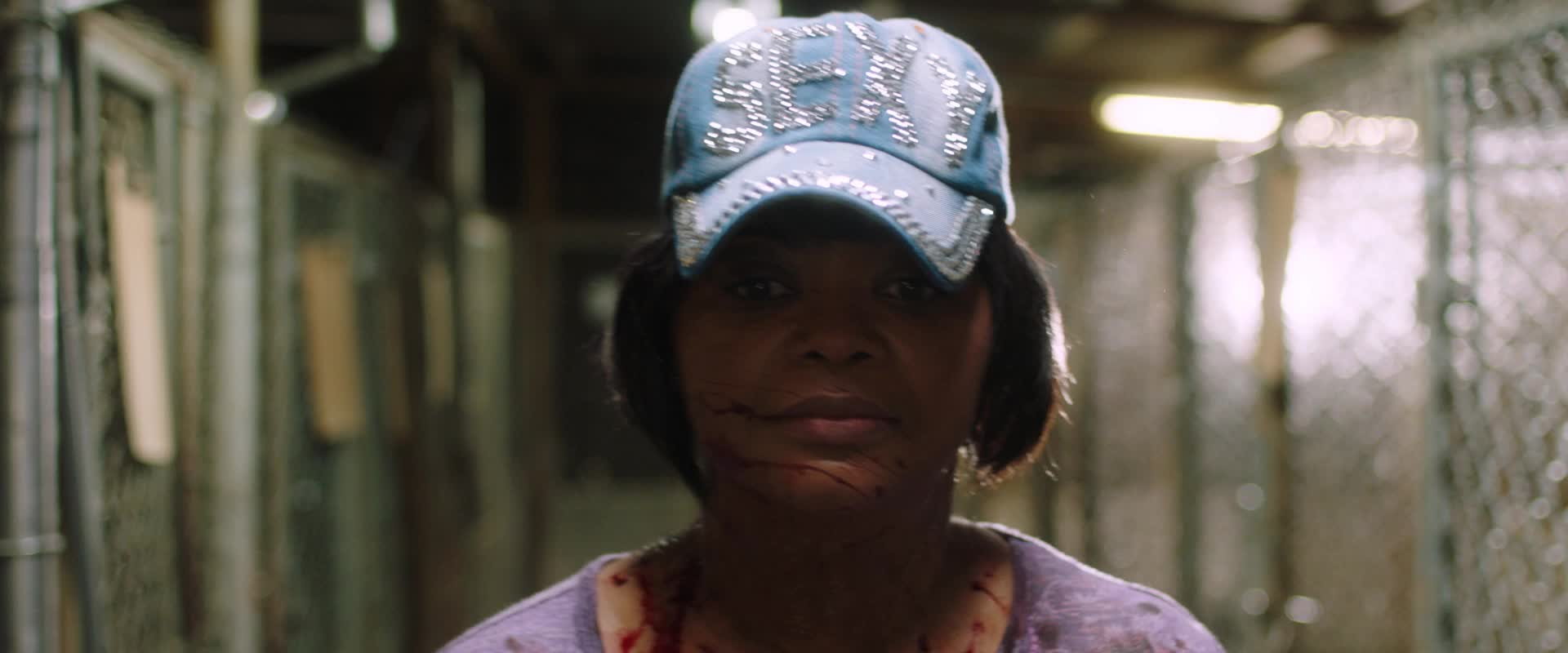 creepy, ma, ma movie, octavia spencer, MA Creepy Octavia Spencer GIFs