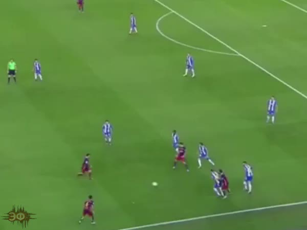 Watch and share Lionel Messi Vs Espanyol Defender GIFs by Эстетика Футбола on Gfycat