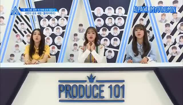 Produce 101 Season 2 Eng Sub Gifs Search | Search & Share on