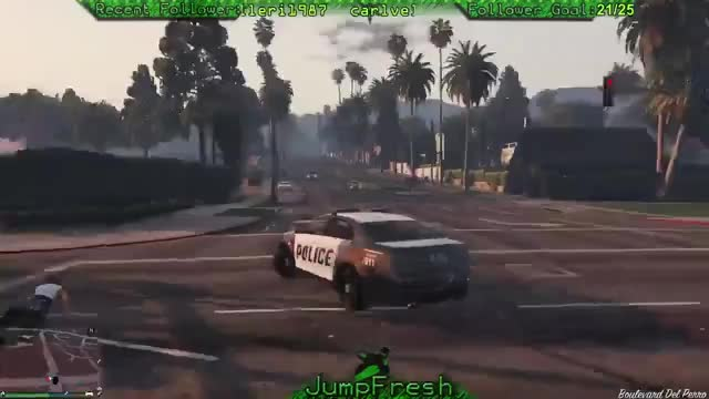 LSPD First Response With Unit 8 - VICTOR - 7   GTA V Mod   JumpFresh