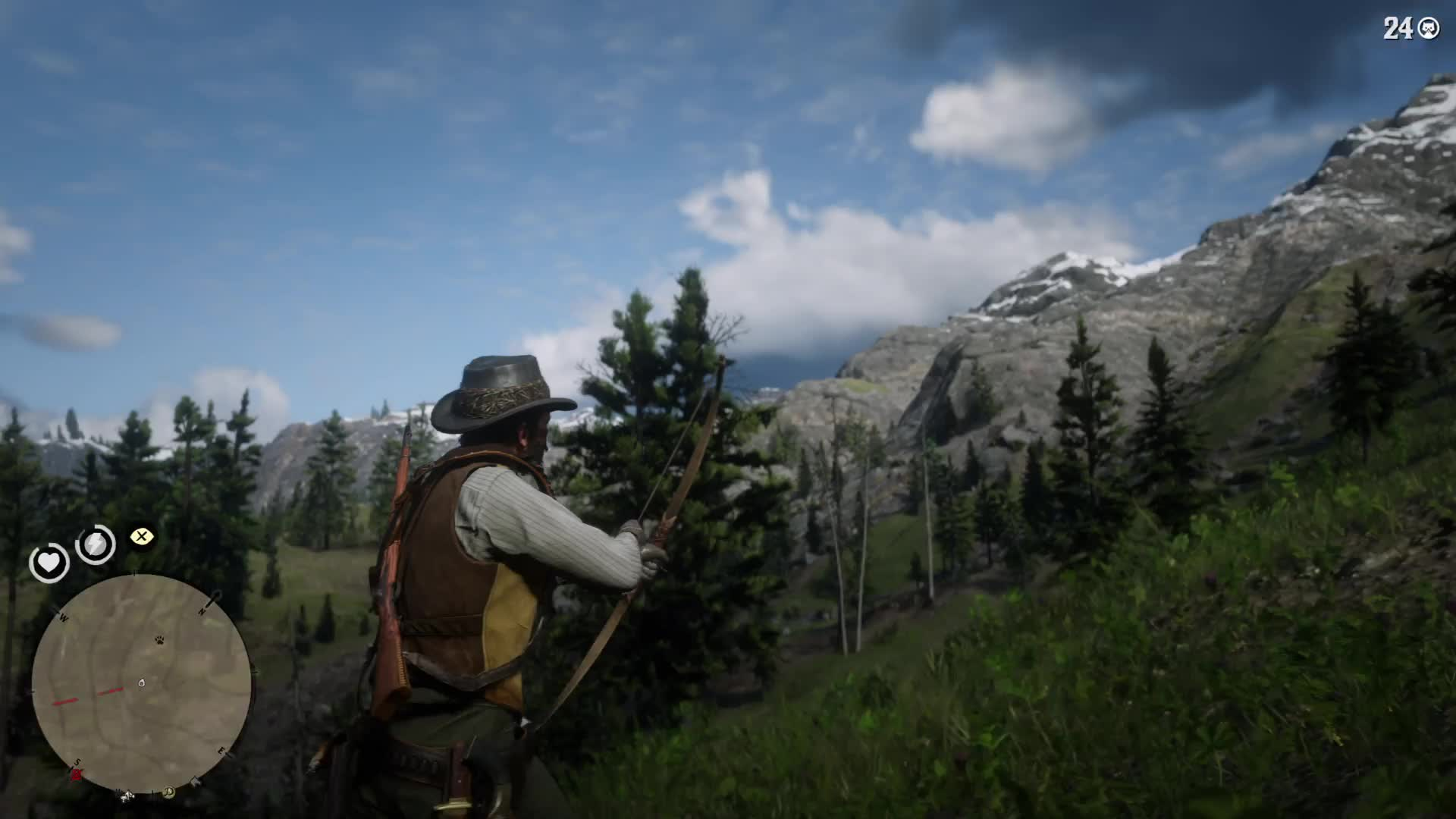 rdr2 perfect woodpecker