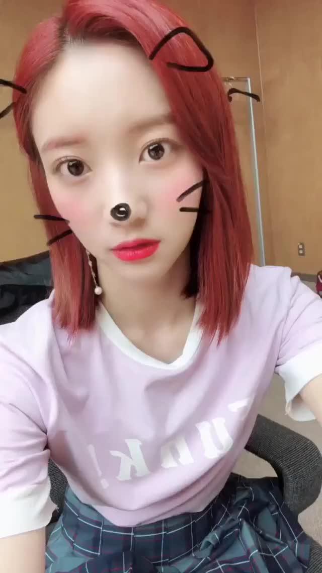 Watch and share Binnie GIFs by Bae Yoobin on Gfycat