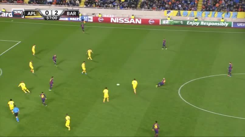 d10s, Goal #6 - APOEL GIFs