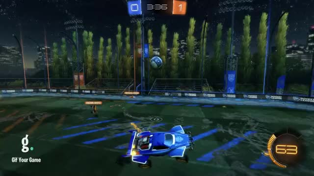 Watch Goal 2: BeK♦ GIF by Gif Your Game (@gifyourgame) on Gfycat. Discover more BeK♦, Gif Your Game, GifYourGame, Goal, Rocket League, RocketLeague GIFs on Gfycat