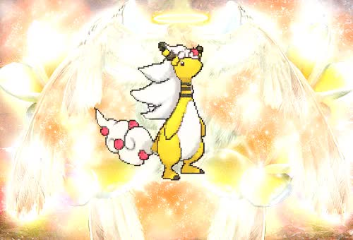 Watch and share Mega Ampharos GIFs and Fav Pokemon GIFs on Gfycat