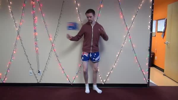 TheCreatures, thecreatures, I don't think Kevin is going to want those shorts after this... (reddit) GIFs