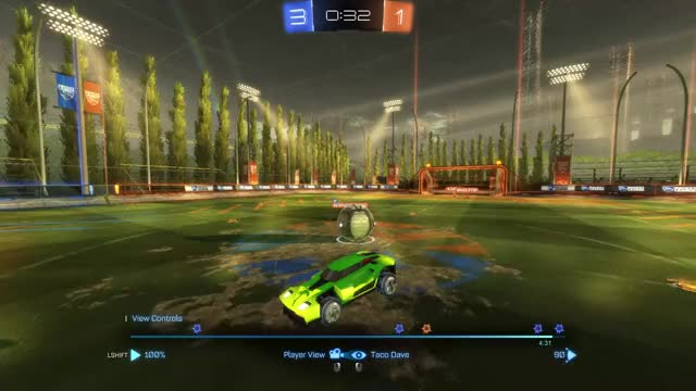 Watch and share Rocket League GIFs and Back Flip GIFs by davem0n on Gfycat