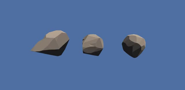 Watch Better Boulders GIF on Gfycat. Discover more proceduralgeneration, unity3d GIFs on Gfycat