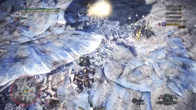 Watch vlc-record-2018-12-09-22h01m34s-Monster Hunter World 2018.12.09 - 21.43.27.08.DVR.mp4- GIF on Gfycat. Discover more monsterhunterworld GIFs on Gfycat