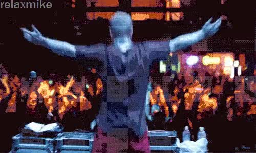 Watch 1k DJ rave dubstep EDM excision mygifz GIF on Gfycat. Discover more related GIFs on Gfycat