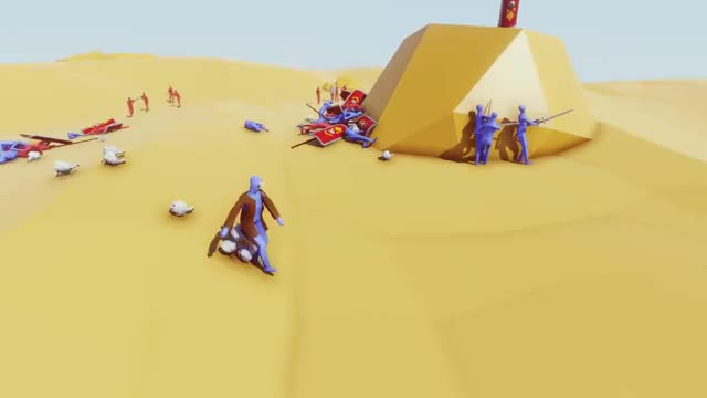 Watch Totally Accurate Battle Simulator GIF by @wilnyl on Gfycat. Discover more AccurateBattleSim, tabs GIFs on Gfycat